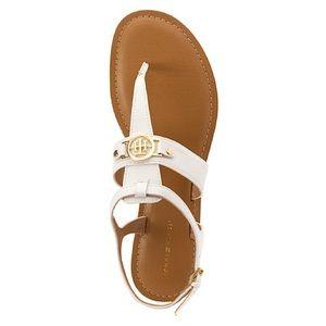 Tommy Hilfiger 'Lelah' T-Strap Sandals